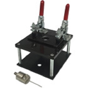 A&D 卓上型引張圧縮試験機フォーステスターMCTシリーズ用 突刺し試験治具 JM-CL-100N