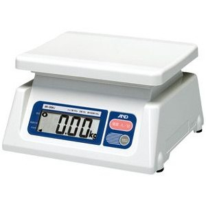 A&D 検定付き デジタルはかり SK-30Ki (秤量:30kg)