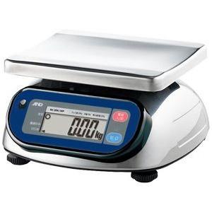 A&D 検定付き 防塵・防水デジタルはかり SK-30KiWP (秤量:30kg)
