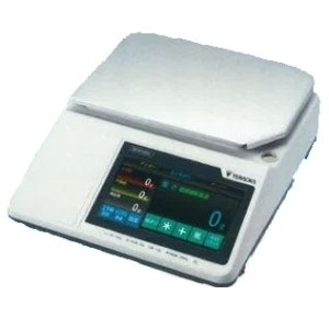 TERAOKA 寺岡精工 一体型スケール 標準タイプ DSX-1000 6kg (検定品) (秤量:6kg)
