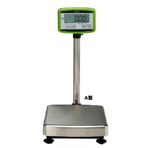 クボタ デジタル台はかり KL-BFシリーズ (検定品) KL-BF-K150A (秤量:150kg)