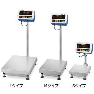 A&D 検定付き 防塵・防水デジタル台はかり SW-15KS-K (秤量:15kg)