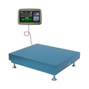 大和製衡 デジタル計数台はかり 載台:BW-302 中型(SUS製) DP-5602C-150D (秤量:150kg)