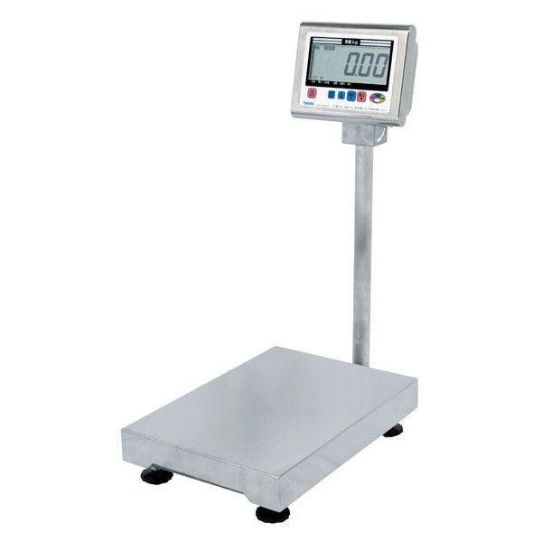 【送料無料/即納】  大和製衡 DP-6700K-60 (秤量:60kg):生活計量(ライフスケール) 防水形デジタル台はかり 検定品-DIY・工具