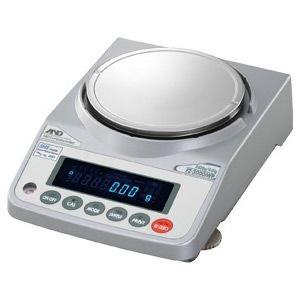 A&D 検定付き 防塵・防水型電子てんびん 校正用分銅内蔵型 FZ-300iWPR (秤量:320g)