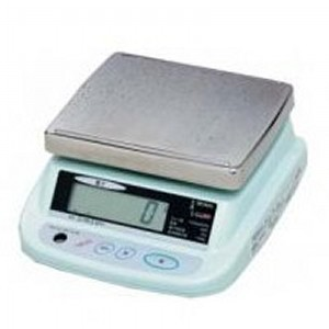 イシダ 防水デジタル上皿重量はかり(両面表示タイプ) 検定品 S-box WP (秤量:3kg)