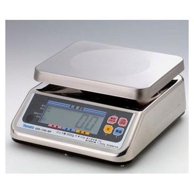 大和製衡 防水形デジタル上皿自動はかり 検定品 UDS-1VII-WP-3 (秤量:3kg)