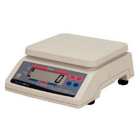 大和製衡 デジタル上皿自動はかり UDS-1VN-6 (秤量:6kg)