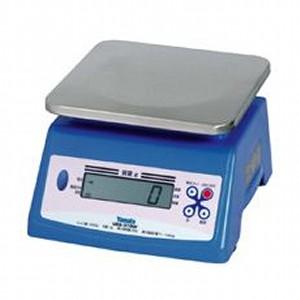 大和製衡 防水形デジタル上皿自動はかり 検定品 UDS-210W-2400G (秤量:2.4kg)