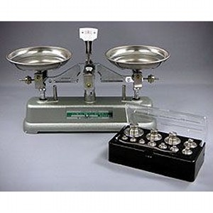 村上衡器 普通型上皿天びん MS型 MS-1 1kg 分銅のみ