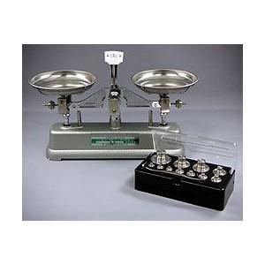 村上衡器 普通型上皿天びん MS型 MS-5 分銅付 (秤量:5kg)
