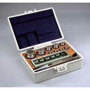 【最安値に挑戦】 (50g~1mg):生活計量(ライフスケール) F2級) 計100g 村上衡器 基準分銅(OIML円筒型)セット 1級(OIML-DIY・工具