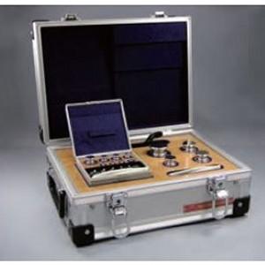 村上衡器 基準分銅(OIML円筒型)セット 2級(OIML M1級) 計6kg (2kg~10mg)