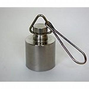 村上衡器 ニュートン分銅 円筒型(精密分銅環付) 50N