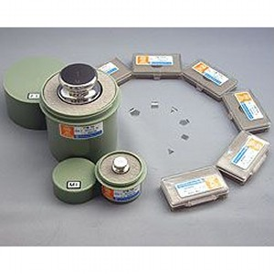 村上衡器 OIML型標準分銅(JISマーク付分銅) F2級 500g