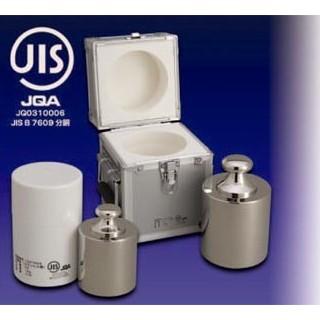 大正天びん(新光電子) JISマーク付 基準分銅型円筒分銅 (非磁性ステンレス) F2級(1級) 10kg F2CSB-10KJ