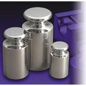 大正天びん(新光電子) OIML型円筒分銅 (非磁性ステンレス) F2級(1級) 20kg F2CSO-20K