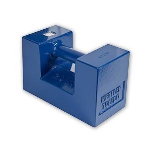 M2級 枕形 鋳鉄製 受賞店 激安通販販売 ケース無し 見積対応 OIML標準分銅 オーハウス 10kg 11125409