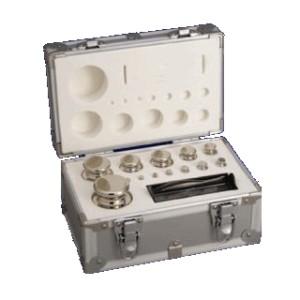 大正天びん 新光電子 セット分銅 ステンレス製OIML型円筒分銅 M1CSO-100A 100gセット 2級 税込 M1級 おトク