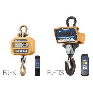 注文割引 A&D (秤量:500kg):生活計量(ライフスケール) FJ-K500i 防塵・防水クレーンスケール-DIY・工具
