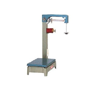 さお式の機械式台はかり 割り引き 上等 大和製衡 機械式 台はかり 脚付 秤量:20kg B-20