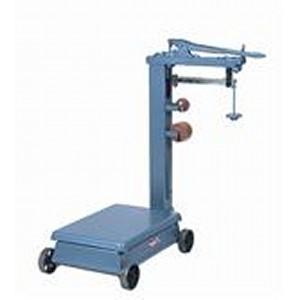 大和製衡 機械式 台はかり BT-500 (車付) パッキング付 (秤量:500kg)
