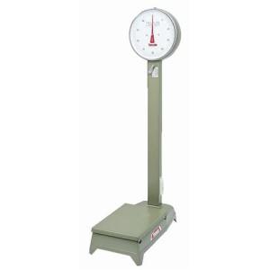大和製衡 機械式 中型自動台はかり D-100M (脚付) (秤量:100kg)