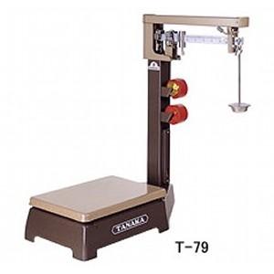 【10%OFF】 TANAKA 機械式台はかり 田中衡機 (秤量:20kg) 機械式台はかり TANAKA 規格台ひょう T-79-20(車無) (秤量:20kg), リコメン堂ビューティー館:b26a298b --- anekdot.xyz