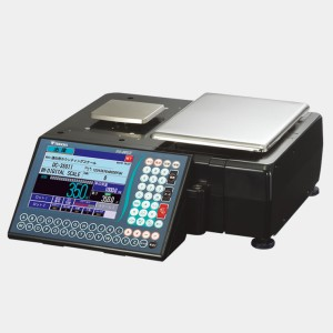 TERAOKA 寺岡精工 カウンティングスケール プリンター無し DC-350II G500/K5 (秤量:500g/5kg)