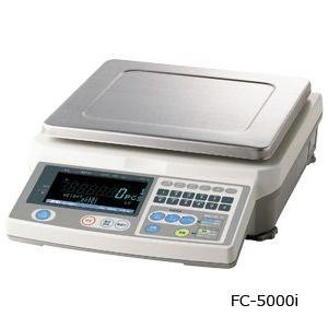 個数管理を高精度に実行 FC-Si FC-iシリーズ 安売り A D 秤量:20kg 本日の目玉 FC-20Ki カウンティングスケール