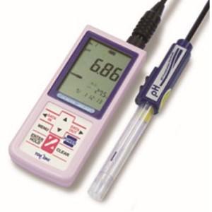 東亜ディーケーケー ポータブルpH計 ポータブルpH計 HM-30P pH複合電極GST-2739C付, ワンゲイン:ba8928d7 --- sunward.msk.ru