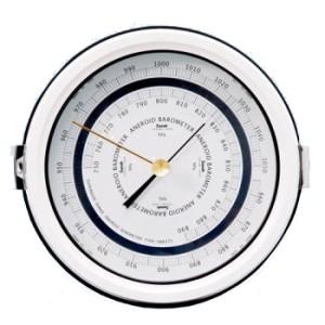 安藤計器 広域型アネロイド気圧計 4-575