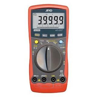 A&D デジタルマルチメーター AD-5517