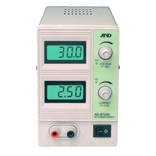 A&D直流安定化电源AD-8724D
