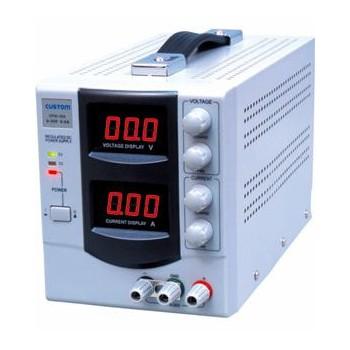 CUSTOM カスタム デジタル直流安定化電源 DP-3005