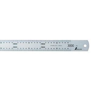 シンワ測定 直尺 ステン 3m 14079