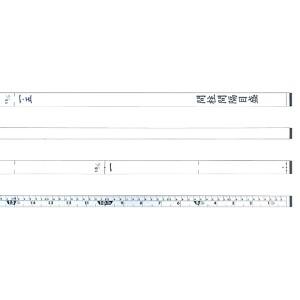 シンワ測定 尺杖 12尺 併用目盛 65132