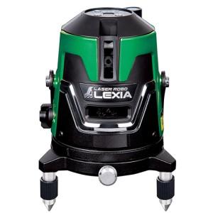 各種基準出しに  シンワ測定 レーザーロボ LEXIA 21P グリーン 70842
