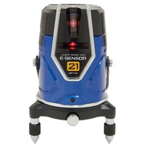 シンワ測定 レーザーロボ Neo E Sensor 21 縦・横・地墨 71502