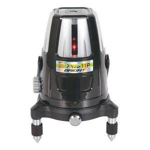 各種基準出しに  シンワ測定 レーザーロボ Neo 11P BRIGHT 縦・天墨・地墨 77389