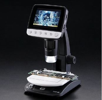 アルファーミラージュ LCD デジタル マイクロスコープ DIM-03