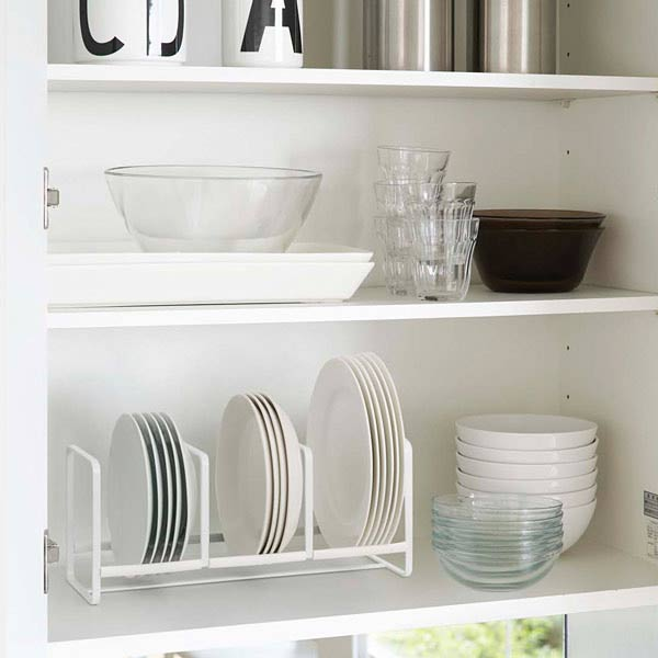 Dish rack tower tower wide S/ plate length plate rack storing interior storing French miscellaneous goods country miscellaneous goods to show & Lifetech foods and cosme | Rakuten Global Market: Dish rack tower ...
