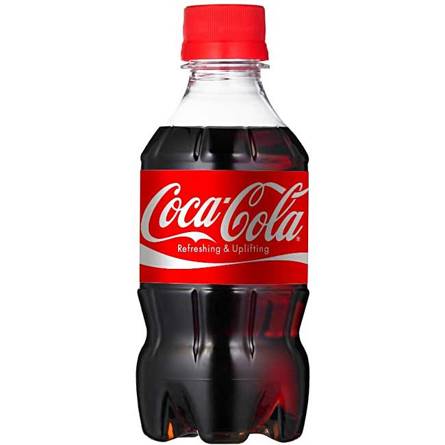 Coca-Cola 300mL pet *24 (Coca-Cola Japan)