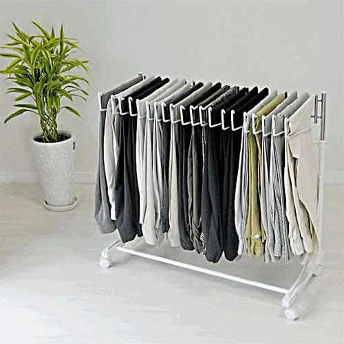High Stretch Pants Hanger 20 Seat / Pants/closet / Closet / Storage /  Trundle / Pants Rack / CL 259 Fs04gm