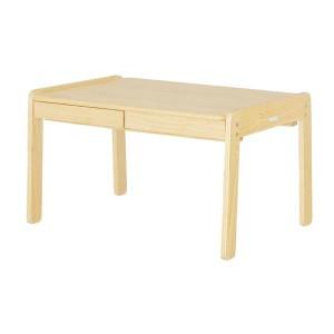 特大 norsta (NetA) 兒童傢俱首頁存儲傢俱大辦公桌自然 (NA) / 木 / 孩子 / 兒童 / 桌子 / 桌子 /