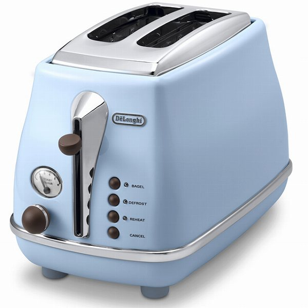 TWINBIRD pop up toaster white TS D404W