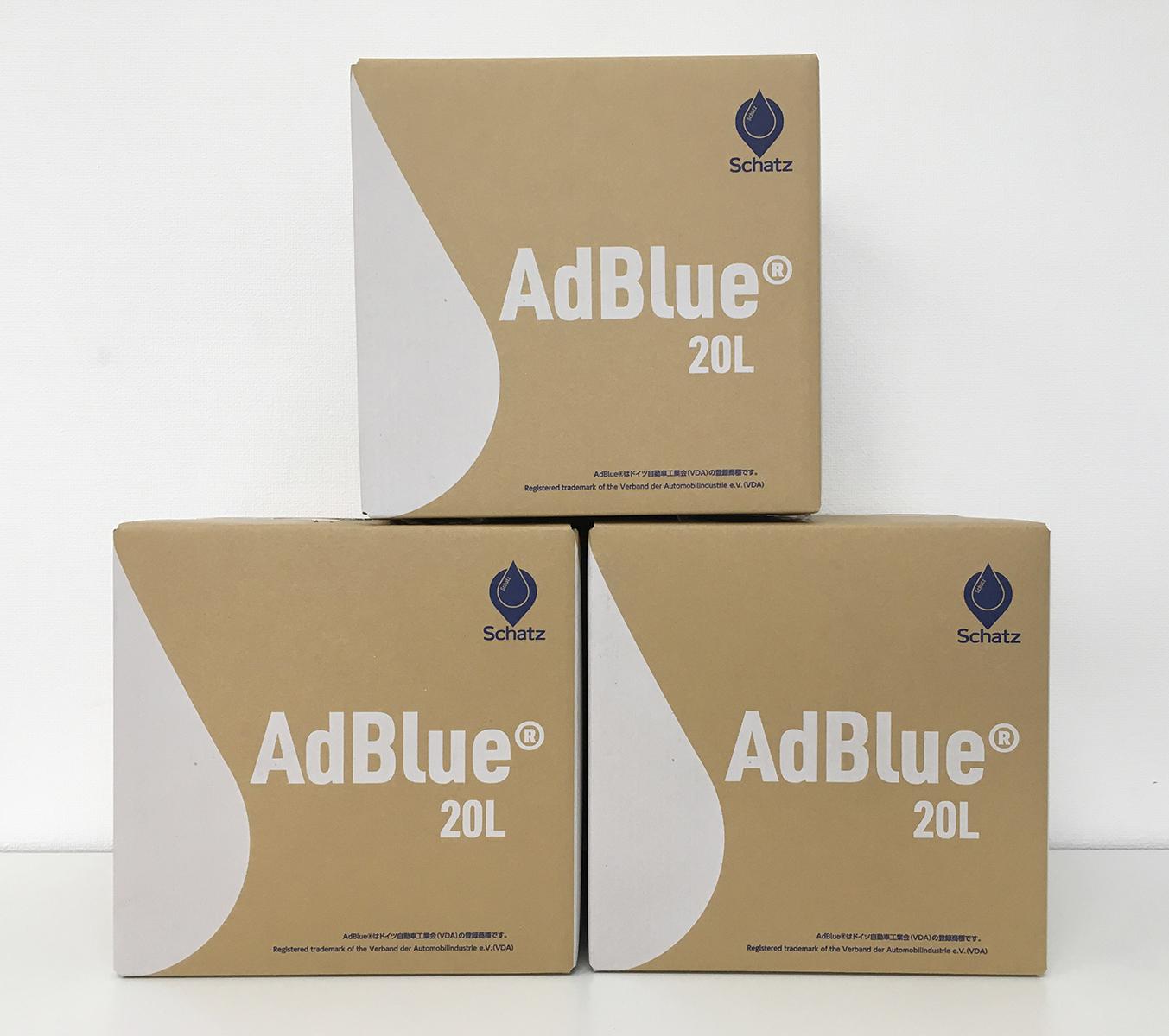 全商品オープニング価格 ノズル付属 20L×3個セット AdBlue アドブルー 定番の人気シリーズPOINT ポイント 入荷 高品位尿素水