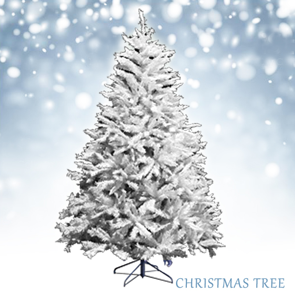 クリスマスツリー ホワイトビックツリー 4m