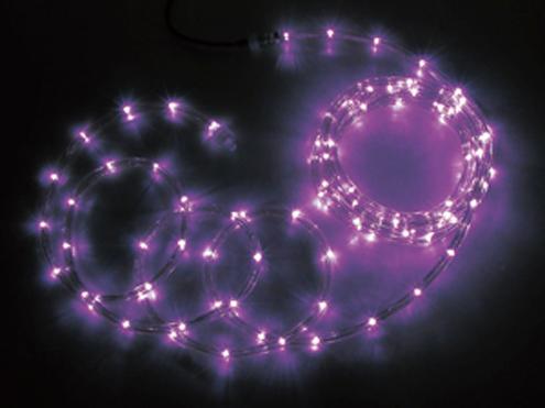 ジェフコム LEDソフトネオン 64m ピンク・ピンク(ロッドのみ) PR3L-E24-64PP