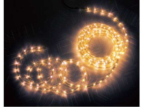 ジェフコム LEDソフトネオン 64m 黄・黄(ロッドのみ) PR3L-E24-64YY